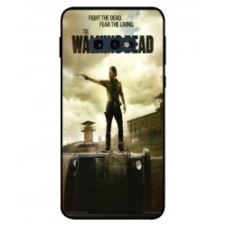 Samsung Galaxy S10e Walking Dead Cover