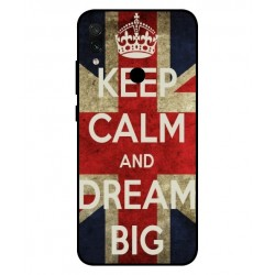 Xiaomi Redmi Note 7 Pro Keep Calm And Dream Big Cover