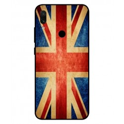 Xiaomi Redmi Note 7 Pro Vintage UK Case