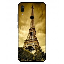 Xiaomi Redmi Note 7 Pro Eiffel Tower Case