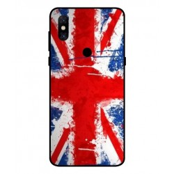 Coque UK Brush Pour Xiaomi Mi Mix 3 5G
