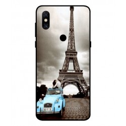 Xiaomi Mi Mix 3 5G Vintage Eiffel Tower Case