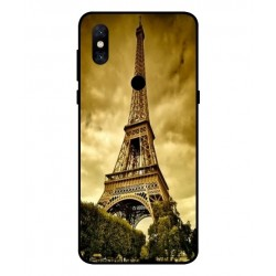 Xiaomi Mi Mix 3 5G Eiffel Tower Case