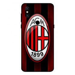 Xiaomi Mi Mix 3 5G AC Milan Cover