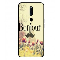 Oppo F11 Pro Hello Paris Cover