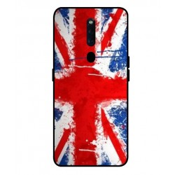 Oppo F11 Pro UK Brush Cover