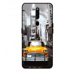 Oppo F11 Pro New York Taxi Cover