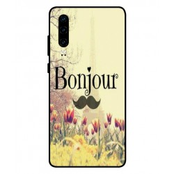 Huawei P30 Hello Paris Cover