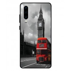 Huawei P30 London Style Cover