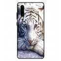 Huawei P30 White Tiger Cover