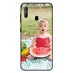 Samsung Galaxy A60 Customized Cover