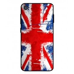Coque UK Brush Pour Asus ZenFone Live L2