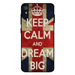 Coque Keep Calm And Dream Big Pour Asus ZenFone Live L2