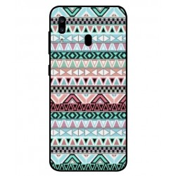 Samsung Galaxy A20 Mexican Embroidery Cover