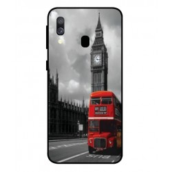 Samsung Galaxy A40 London Style Cover