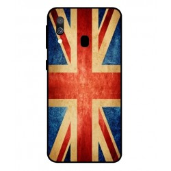 Samsung Galaxy A40 Vintage UK Case