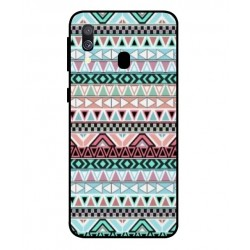 Samsung Galaxy A40 Mexican Embroidery Cover