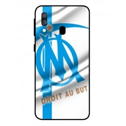 Samsung Galaxy A40 Marseilles Football Case