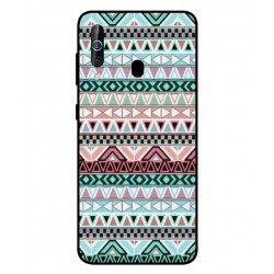 Samsung Galaxy A60 Mexican Embroidery Cover