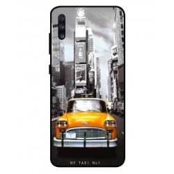 Samsung Galaxy A70 New York Taxi Cover