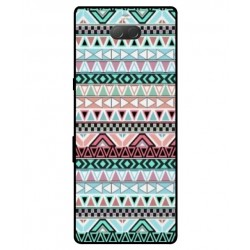 Coque Broderie Mexicaine Pour Sony Xperia 10 Plus