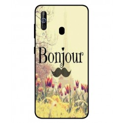 Samsung Galaxy M40 Hello Paris Cover