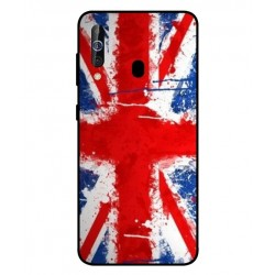 Samsung Galaxy M40 UK Brush Cover