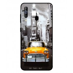 Samsung Galaxy M40 New York Taxi Cover