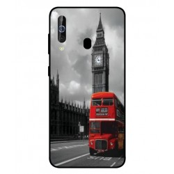 Samsung Galaxy M40 London Style Cover