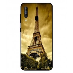 Samsung Galaxy M40 Eiffel Tower Case