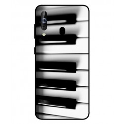 Samsung Galaxy M40 Piano Cover