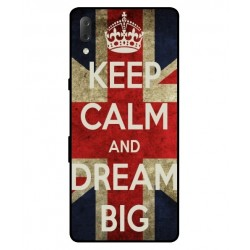 Sony Xperia L3 Keep Calm And Dream Big Cover