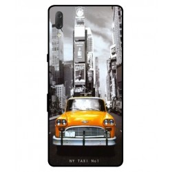Sony Xperia L3 New York Taxi Cover