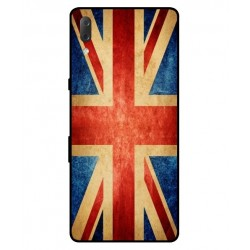 Sony Xperia L3 Vintage UK Case