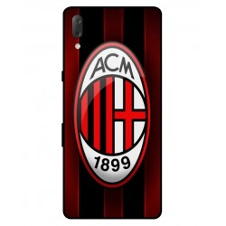 Sony Xperia L3 AC Milan Cover