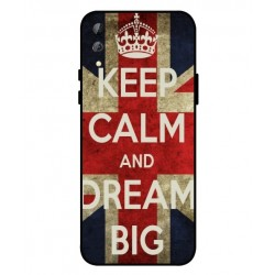 Xiaomi Black Shark 2 Keep Calm And Dream Big Cover