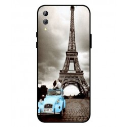 Xiaomi Black Shark 2 Vintage Eiffel Tower Case