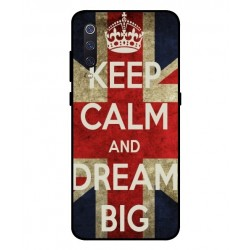 Coque Keep Calm And Dream Big Pour Xiaomi Mi 9