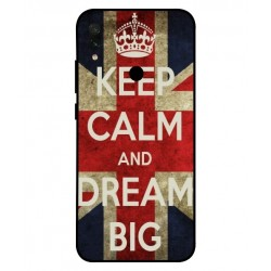 Xiaomi Redmi Y3 Keep Calm And Dream Big Cover