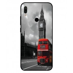 Xiaomi Redmi Y3 London Style Cover
