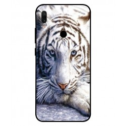 Xiaomi Redmi Y3 White Tiger Cover