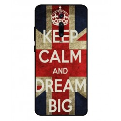 Xiaomi Redmi K20 Pro Keep Calm And Dream Big Cover