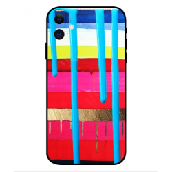 Carcasa Brushstrokes Para iPhone 11