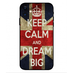 Coque Keep Calm And Dream Big Pour iPhone 11