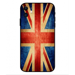 Coque Vintage UK Pour iPhone 11