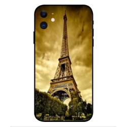 Coque Protection Tour Eiffel Pour iPhone 11