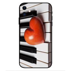 Coque I Love Piano pour iPhone 11