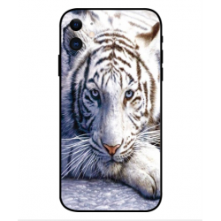 Coque Protection Tigre Blanc Pour iPhone 11