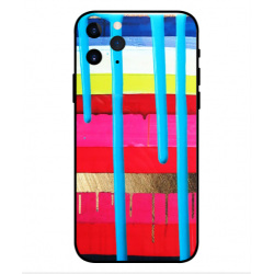 iPhone 11 Pro Brushstrokes Cover