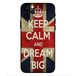 iPhone 11 Pro Keep Calm And Dream Big Cover